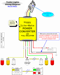 wiring diagram tutorial of wiring diagram for trailer 7 plug