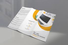 product brochure template free technology brochure templates free free brochure template
