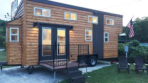 Tiny Houses For Sale Mn by Luxurious Tiny House In Tennessee 280 Sq Ft Youtube
