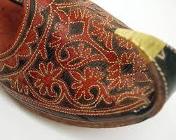 Antique Ottoman Antique Ottoman Shoes Colonial Arts