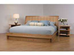 Tribeca Bedroom Furniture by Stickley Furniture 7626 Q Tribeca Platform Bed Queen Interiors