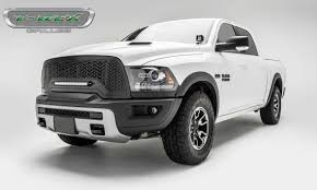Led Light Bar Wiring Harness by T Rex Ram Rebel Zroadz Series Main Grille Replacement W One