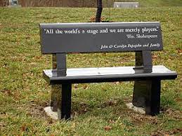 memorial benches nc marble granite memorial benches
