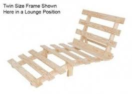 twin futon frames foter