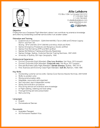 flight attendant resume flight attendant resume template modern cv and objectiv resumes