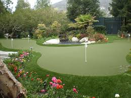How To Make A Putting Green In Your Backyard Putting Greens Sport Court