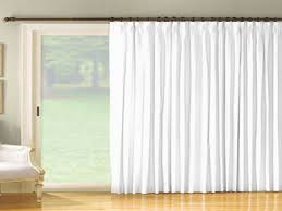 curtain curtain ideas for extra wide windows window and