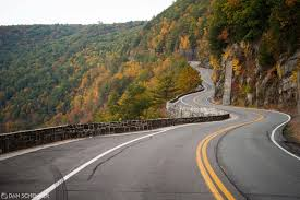 the 8 most challenging drivers u0027 roads in the us