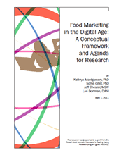 theoretical framework research paper food marketing in the digital age a conceptual framework and