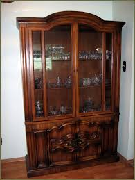 corner china cabinet modern home design ideas