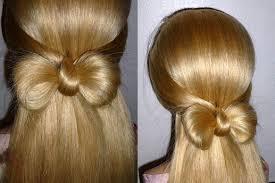 Frisuren Selber Machen You by Schleifen Zopf Schleifen Frisur Für Mittel Langes Haar Selber