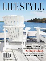 Home Depot London Ontario Wonderland Lifestyle Magazine May June 2014 By Lifestyle Magazine Online