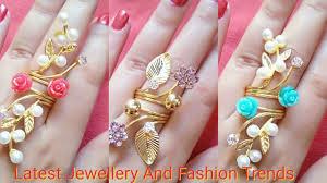 girls rings design images Stylish ring designs for girls trendy finger rings fashionable jpg
