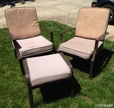 recovered patio chair cushions u2022 fluffyland craft u0026 sewing blog