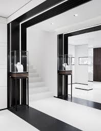 david thulstrup designs symmetrical space for georg jensen