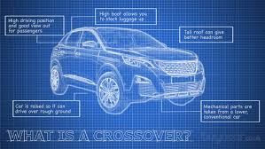 used crossover cars what is a crossover buyacar