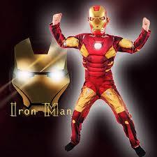 Iron Man Halloween Costume Toddler Buy Wholesale Avengers Halloween Costumes Kids