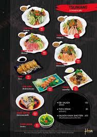 hana japanese cuisine ว นน ทางร านขอแนะนำอาหารช ด tsumami hana japanese cuisine