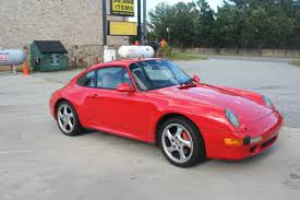 porsche red guards red 1996 porsche 993 c4s u2013 porsche marketplace