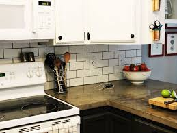 interior unique how to install glass tile backsplash in