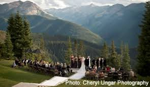 colorado mountain wedding venues plan your outdoor wedding in colorado with mountain celebrations