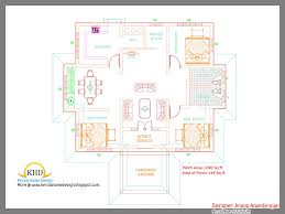 Single Floor House Designs Kerala by Single Floor 4 Bedroom House Plans Kerala Elegant House Plans
