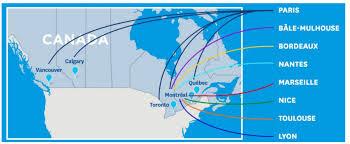 avion air transat siege billet d avion pas cher pour le canada