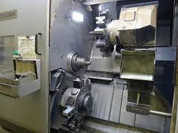 1984 mori seiki vertical cnc machining center