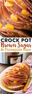 best 25 crock pot ham ideas on ham thanksgiving ham