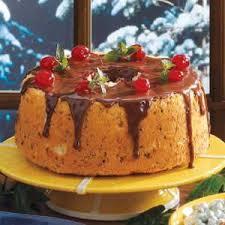 chocolate cherry angel cake recipe angel cake cherries and