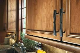 Black Hardware For Kitchen Cabinets Kitchen Cabinet Handles Black Black Kitchen Cabinet Pulls S Black