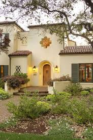 spanish mediterranean homes drought resistant landscape for