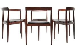 Vintage And Popular Mid Century Furniture Mid Century Dining Chairs By Hans Olsen Mid Century Furniture