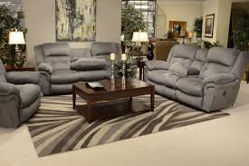 reclining sofa with drop down table lowes paint colors interior