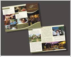 contoh desain brosur hotel gallery desain brosur askara villa bali