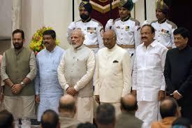 Cabinet Of Narendra Modi Cabinet Reshuffle Onus On Narendra Modi To Deliver Till 2019