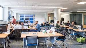 Collaborative Work Space State Officials Reach Out To Philly Tech Entrepreneurs About Tax
