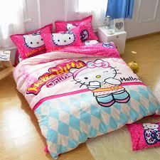 cartoon 3d minions bedding set despicable me 2 hello kitty bed