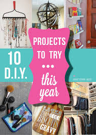 diy ideas to try