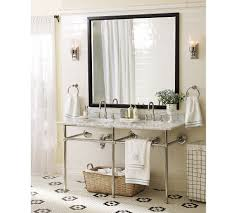 pottery barn bathroom cabinet bathroom cabinets