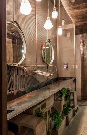Restaurant Bathroom Design by Fotos De Baños De Estilo Industrial De Sztuka Laboratorio Creativo