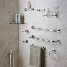 great bathroom shower accessories set in ideas creative white for