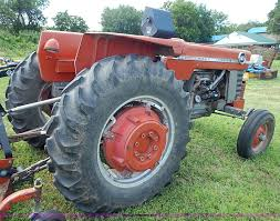 1968 massey ferguson 165 multi power tractor item j2105