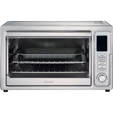 Turbo Toaster Oven Krups Deluxe Convection Toaster Oven Stainless Steel Ok710d51