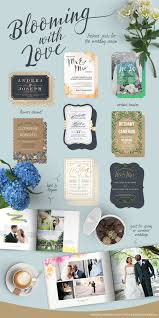 wedding invitations shutterfly shutterfly blooms inspiration board wedding inspirasi