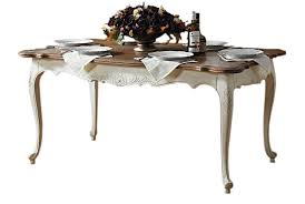 french provincial dining table french provincial furniture white extendable dining table with