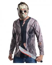 jason costume jason costume set friday the 13th costume horror shop