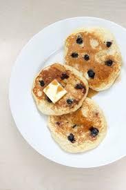 Blueberry Pancake Recipe Diner Style Blueberry Pancakes Dula Notes