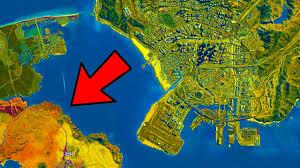 Huge World Map by Gta 5 Huge Map Expansion Details Secret Weapons U0026 More Secret