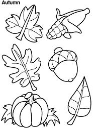 autumn leaves coloring food recipies autumn